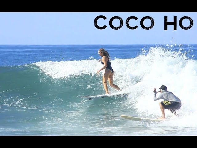 Off For Day | Coco Ho | Trestles | 2015