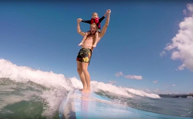 The Mauli Ola Foundation GoPro For A Cause