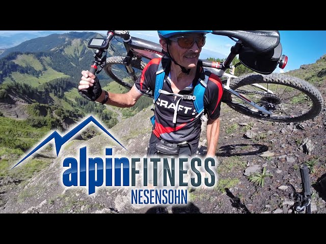 Alpinfitness Mountainbiking 2014 - 2015