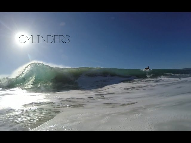 Cylinders Water Shoots   October 11   2015 H