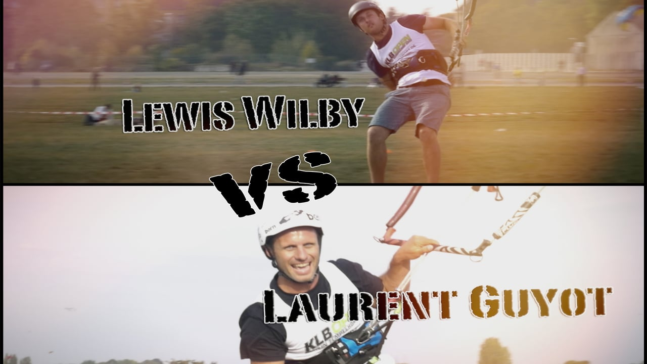 Lewis Wilby vs. Laurent Guyot @ the KLB Open 2015