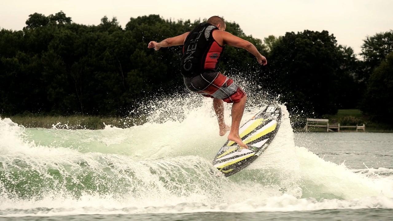Shane Blanton | Wakesurf 2K15