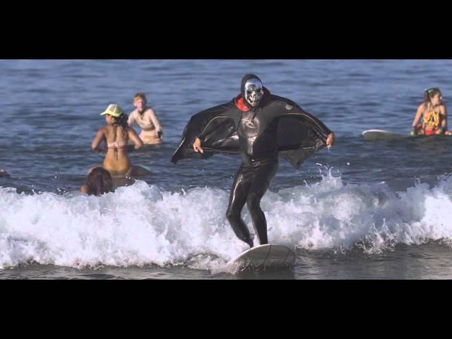 Blackies Halloween Surf Contest 2015