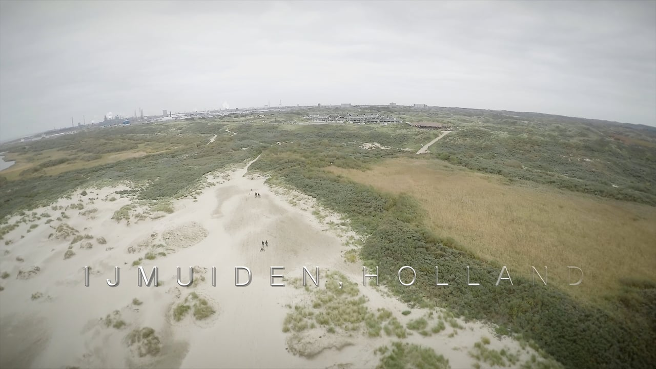 Flying Over The Sands Of Ijmuiden - KLB Freestyle