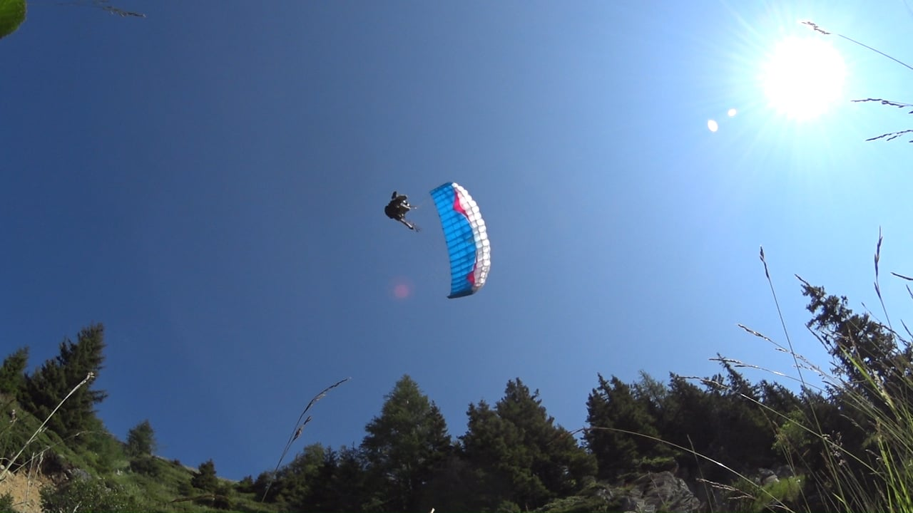 Cham, Speed'n'Chips #Speedflying #JosephInnes