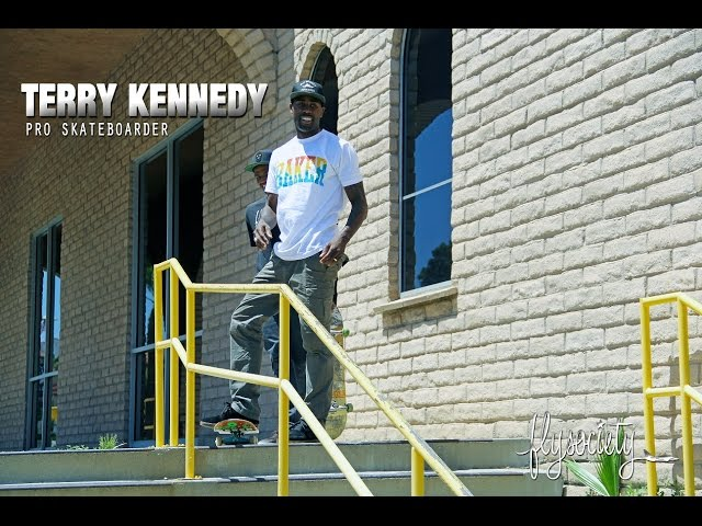 Terry Kennedy x Fly Society Clothing