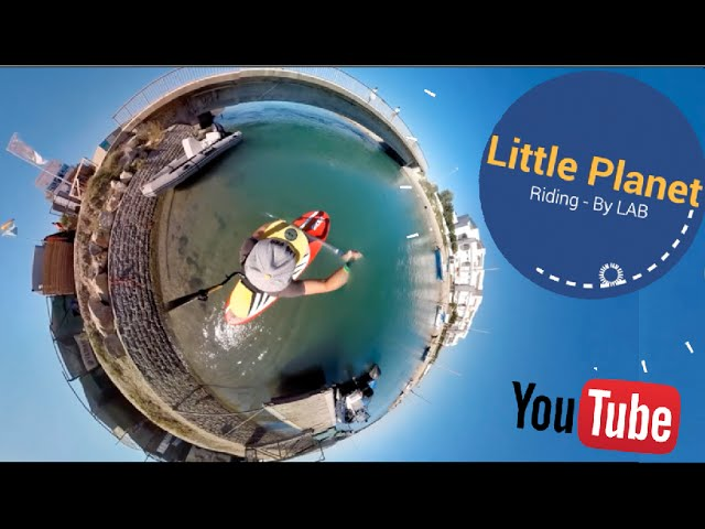 Little Planet riding