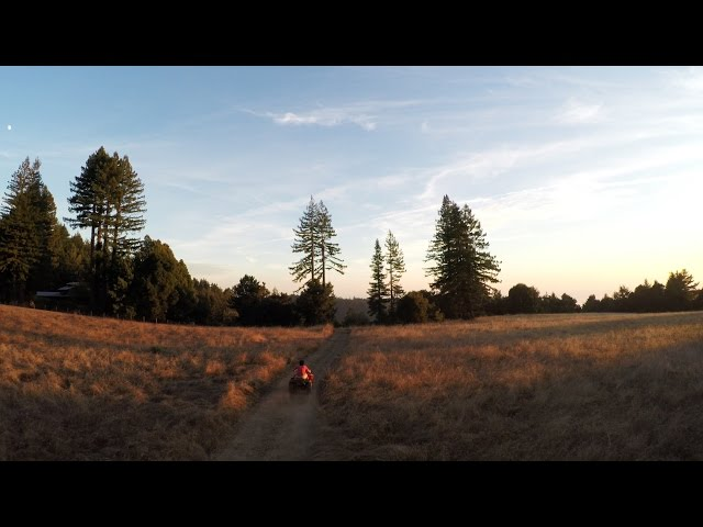 First GoPro Quadcopter Footage