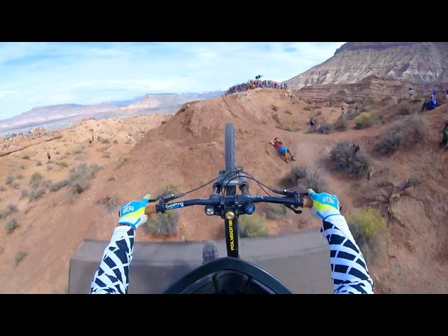 Kurt Sorge's Winning Run - Red Bull Rampage 2015