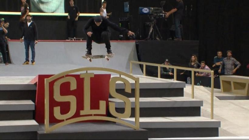 Kelvin Hoefler's Winning Trick At SLS Super Crown