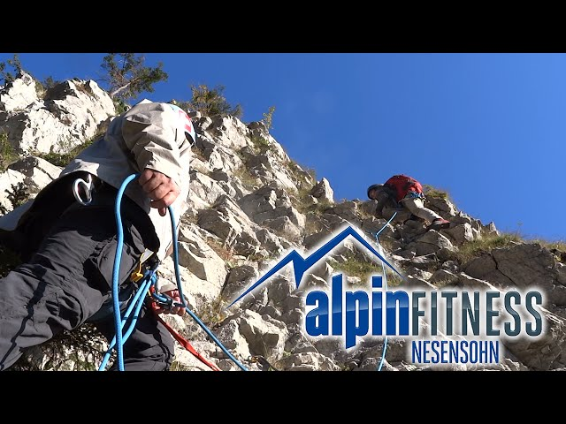 Klettern / climbing: GROSSE KLARA (Ebnit)