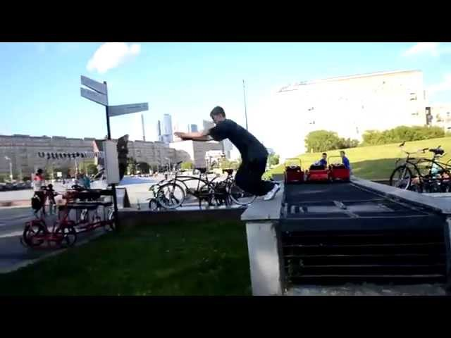 video parkour project - boost