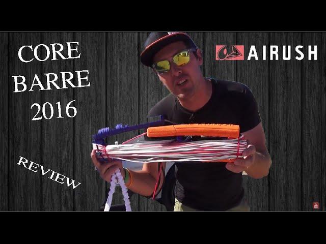 AIRUSH Core Barre 2016