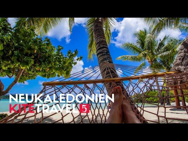 Kitesurf Paradise New Caledonia
