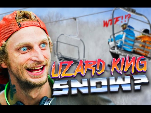 Lizard King's FULL SNOWBOARD PART