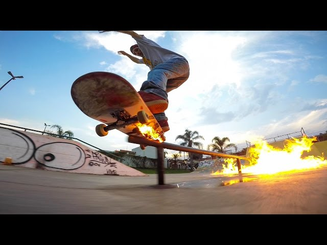 Andre Godoy Delolo Skateboarding Is Fun Entry