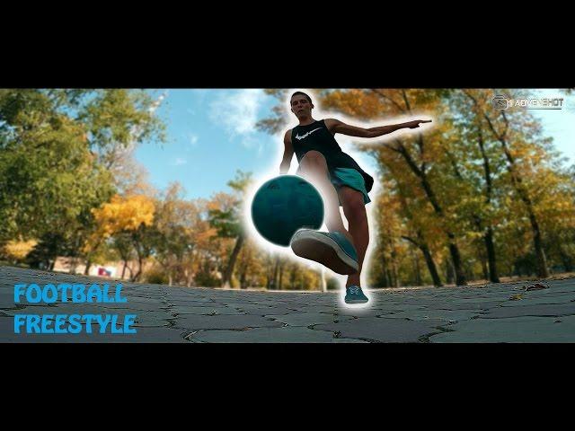 Amezing football freestyle tricks