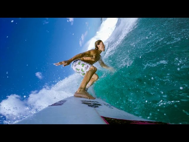 GoPro Presents Kalani Robb At Rocky Point