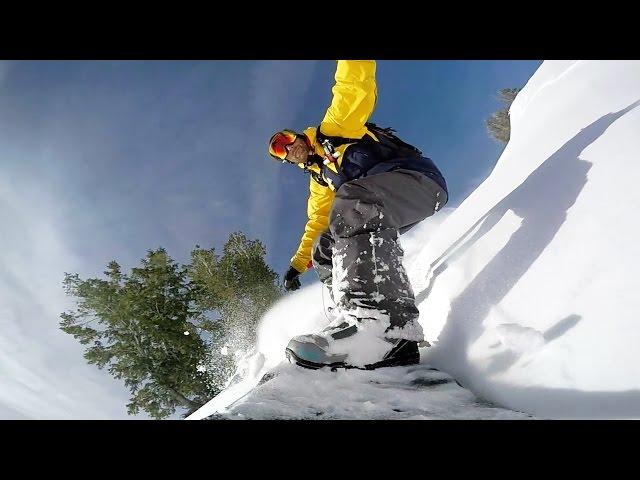 Utah Snow Barrels