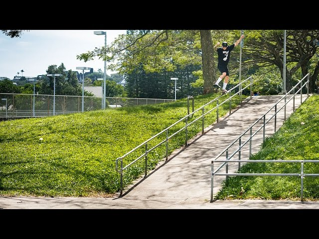 Nyjah Huston OMFG Full Part