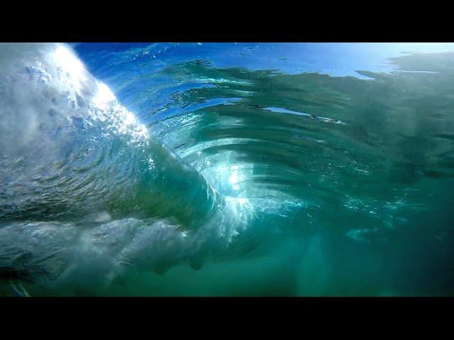 8 Minutes Underwater