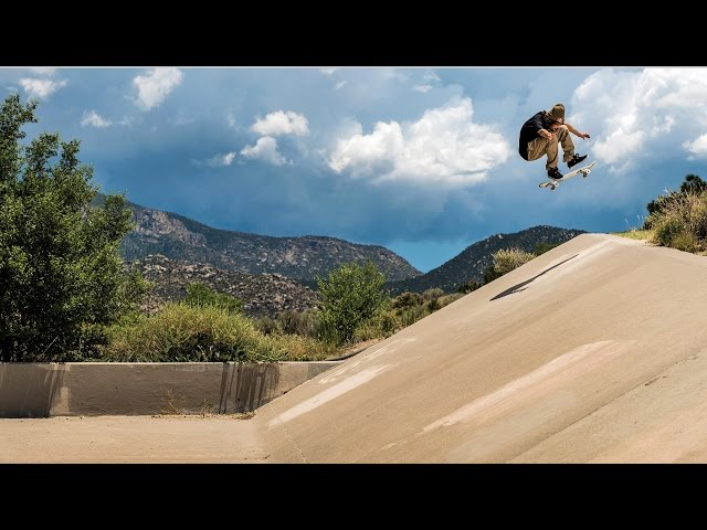 Sheckler Sessions S4E8 Ditches For Days