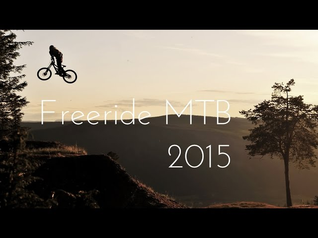Best of Freeride Mountain Biking 2015