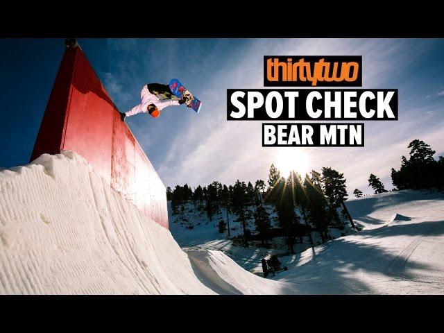Spot Check Bear Mtn December 2015