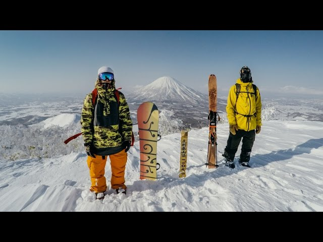 GoPro Presents Japan Snow