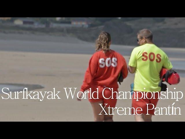 Xtreme Pantin Kayaking Worldchampionship 2015