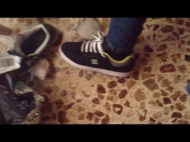 DC Shoes Unboxing - FILLOW.NET