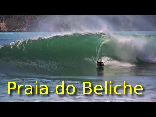 Amazing Surf and Bodyboard at Sages, Portugal