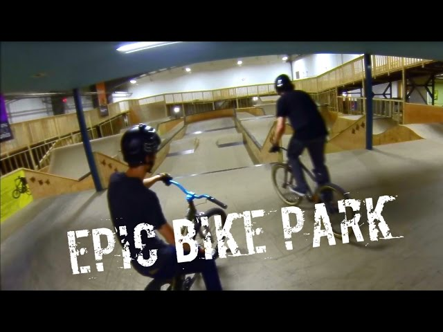 Epic Bike Park Jam!