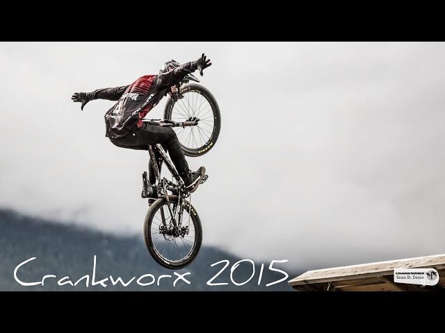 Best of Crankworx Slopestyle 2015