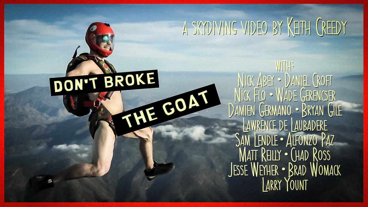 Crazy•Funny•Artistic Skydiving #dontbrokethegoat