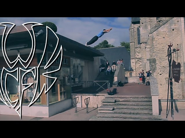 Parkour Training 8 ¤ WCF ¤ West of France