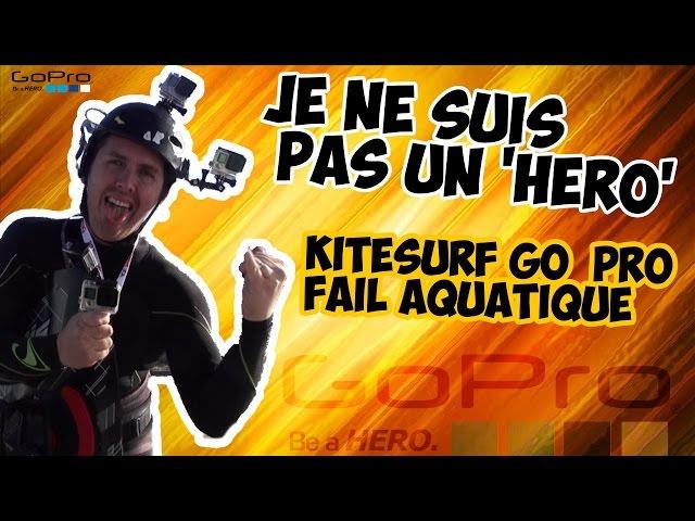 GoPro Kitesurf fail