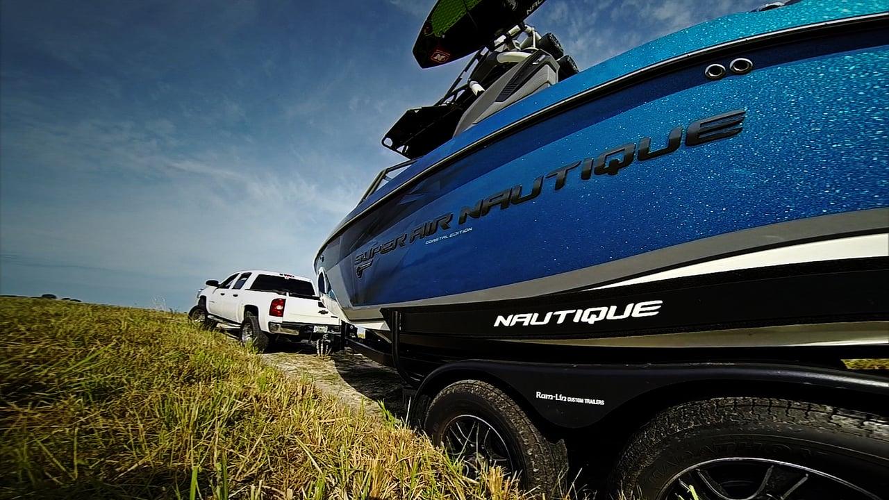 Wakesurfing Sets w/ Drew Danielo | Nautique Boats