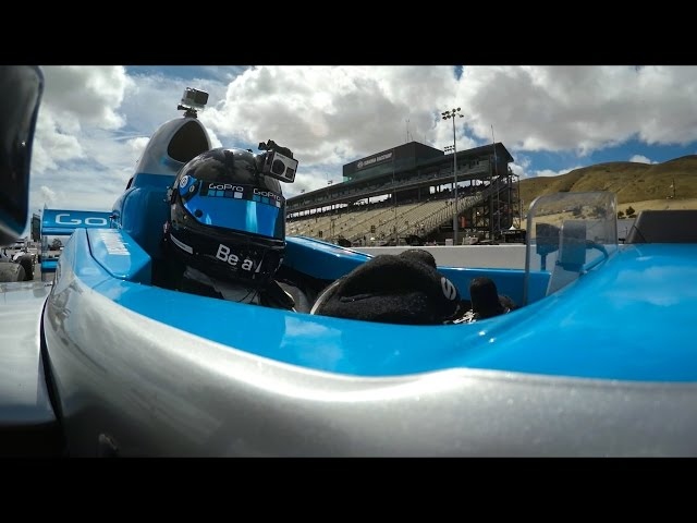 Nick Woodman at GoPro Grand Prix of Sonoma