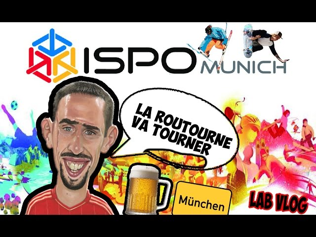 ISPO 2016  - Freestyle day in Munich