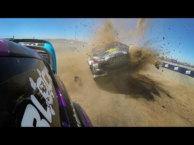 Red Bull Global Rallycross 2015 GoPro Highlights