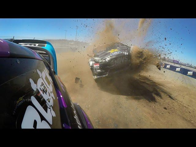 Red Bull Global Rallycross 2015 GoPro Highlights