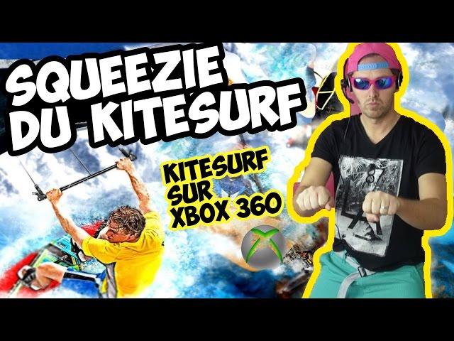 Gaming kitesurf