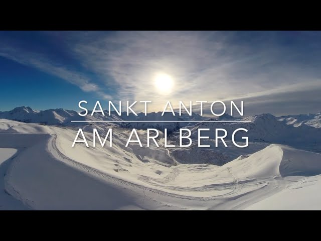 Skiing in St. Anton - GoPro Hero 3+ Black