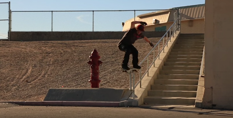 Jason Thurtle: Raw Clips: Blind skateboards IOU