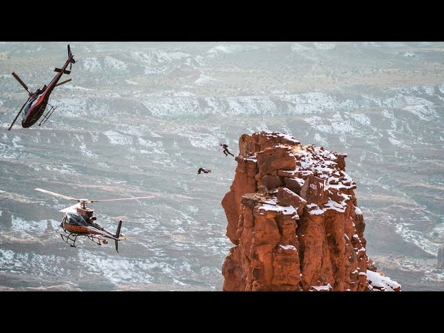 8 Disciplines of Flight | Chain Reaction 4K