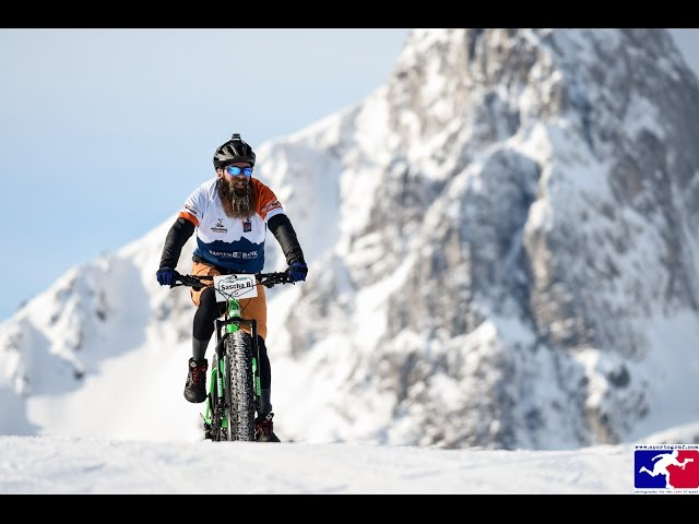 Snow Bike Festival Gstaad 2016 - Stage 1
