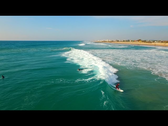 "Preview ""Surf a vista de Dron Vol.2"". South Spain"