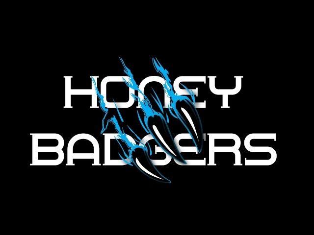 Honey Badgers never quit!