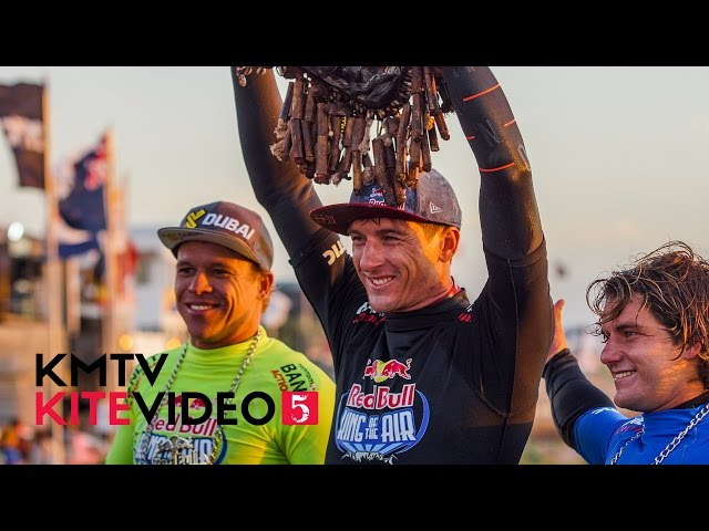 Sexy girls & tough guys - Red Bull King of the Air